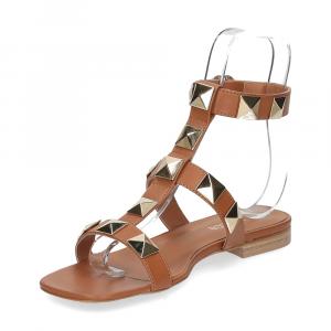 Il Laccio sandalo C108 pelle cuoio-4