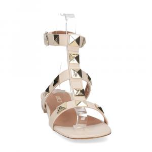 Il Laccio sandalo C108 pelle beige-3