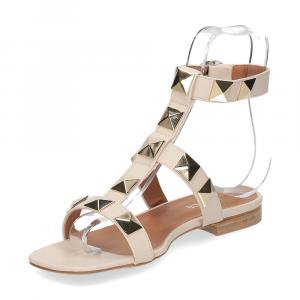 Il Laccio sandalo C108 pelle beige-4