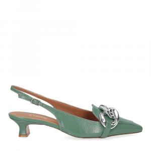 Il Laccio Chanel C406 vernice verde-2