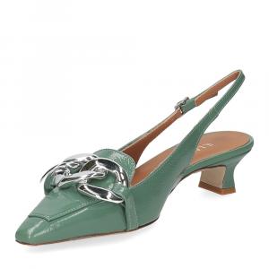 Il Laccio Chanel C406 vernice verde-4