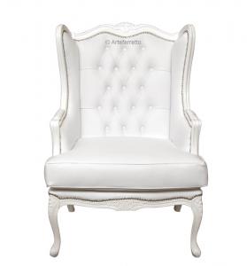 Klassischer Sessel Bergere