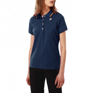 Polo Alizee Stretch Donna K-WAY K111NYW K89  -21