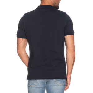 Polo Briac Stretch Blu Uomo K-WAY K00BCM0 K89  -21