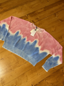 Pull Cotone Tie-Dye Vicolo