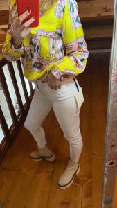 Jeans Skinny Margot Vicolo
