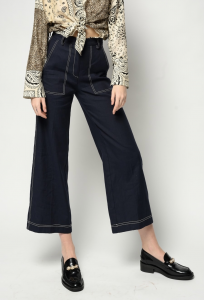 Sottocasa Trousers - PINKO