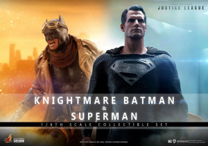 *PREORDER* Zack Snyder's Justice League: KNIGHTMARE BATMAN & SUPERMAN 1/6 by Hot Toys