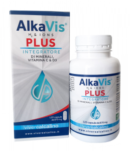 ALKAVIS PLUS VITAMINA C & D3