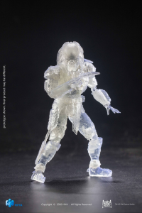*PREORDER* Alien vs Predator Exquisite: INVISIBLE CELTIC PREDATOR by Hiya Toys