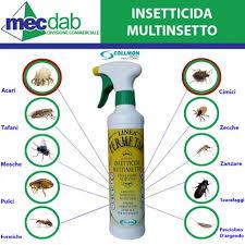 INSETTICIDA MULTINSETTO SPRAY 500ML LINEA PERMETAR