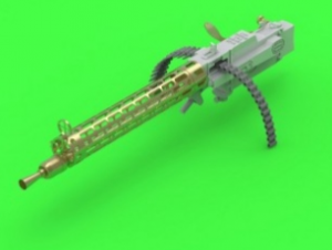 German WWI machine gun Spandau LMG 08/15