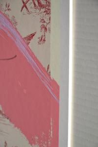Alran Vincent Serigrafia Dolce Vita Formato cm 65x54