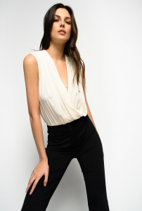 SHOPPING ON LINE PINKO BODY IN MISTO SETA INES 8 NEW COLLECTION WOMEN'S SPRING SUMMER 2021