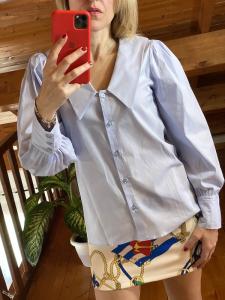 Camicia scollo V Vicolo