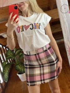 Tshirt Vicolo con stampa Orsetto