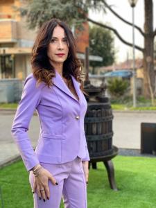 Bellal/ì Pantalone Donna Trombetta