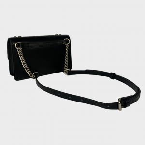 SHOPPING ON LINE PINKO BABY LOVE BAG ICON ETHNIC STUDS NEW COLLECTION WOMEN'S SPRING SUMMER 2021