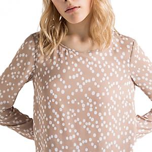 Camicia in georgette PATRIZIA PEPE