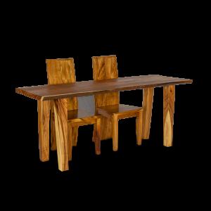 Tavolo in legno di suarn indonesiano