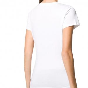 T-shirt stampa gufo - LIU JO