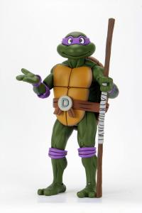 *PREORDER* Teenage Mutant Ninja Turtles Cartoon: DONATELLO 1/4 by Neca