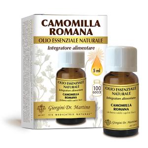 CAMOMILLA ROMANA OLIO ESSENZIALE