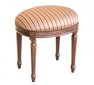Empire king classic footstool