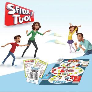 Spin Master SFIDA I TUOI Nuova Edizione