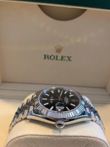 Orologio primo polso Rolex Datejust 2