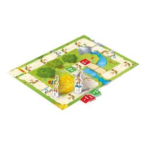 Gioco Dell Oca Lepre e Tartaruga Giochi di Società Clementoni 16065A