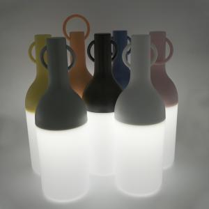 LAMPADA LED RICARICABILE COLORI ASSORTITI