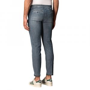 Pantalone Uomo Mucha REHASH P249D 2608 BLUE PR  -21