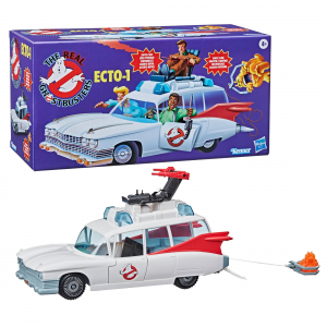 *PREORDER* The Real Ghostbuster Kenner: CLASSIC VEHICLE ECTO-1 by Hasbro