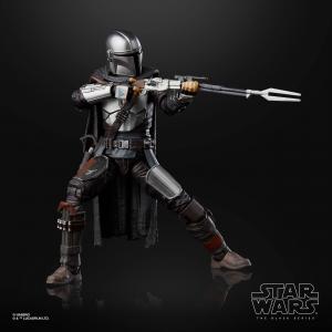 Star Wars Black Series The Mandalorian: THE MANDALORIAN (Beskar Armor) by Hasbro