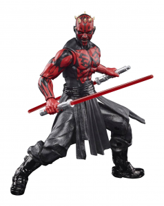 *PREORDER* Star Wars Adventures Black Series LucasFilm 50th anniversary: DARTH MAUL (SITH APPRENDICE) by Hasbro