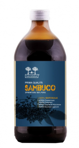SALUGEA SUCCO SAMBUCO 500ML