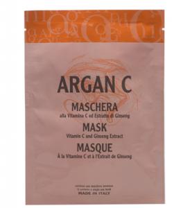 ARGAN C MASCHERA MONOUSO TESSUTO