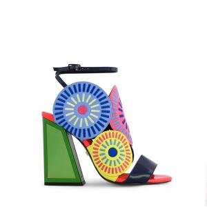 Sandalo in camoscio Donna Kat Maconie Frida  -21