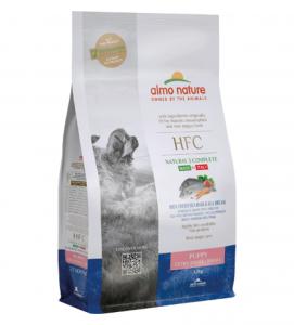 Almo Nature - HFC Dog - XS/S - Puppy - Spigola e Orata - 1.2kg
