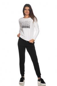 T-shirt stampa loving - LIU JO