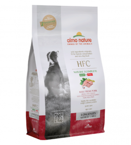 Almo Nature - HFC Dog - M/L - Longevity - Maiale - 1.2kg
