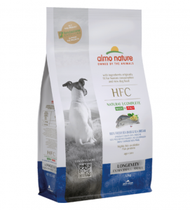 Almo Nature - HFC Dog - XS/S - Longevity - Spigola e Orata - 1.2kg