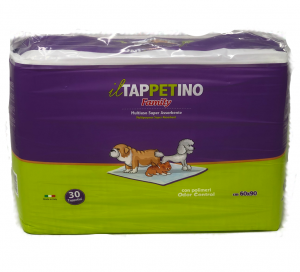 Eurofil - Tappetino Traversina Assorbente-  Il Tappetino 60x90cm - 2 confezioni