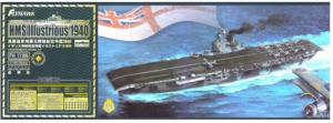 HMS Illustrious 1940