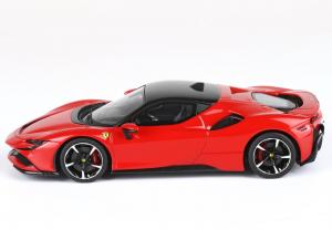 Ferrari SF90 Stradale Rosso Corsa 322 1/43
