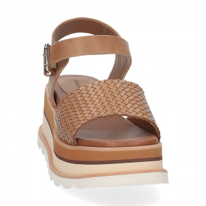 Rahya Grey sandalo Bea pelle cuoio-3