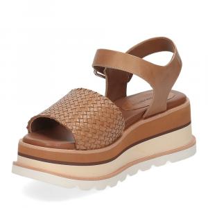 Rahya Grey sandalo Bea pelle cuoio-4