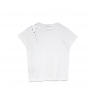 T-Shirt Slash e Vele PATRIZIA PEPE
