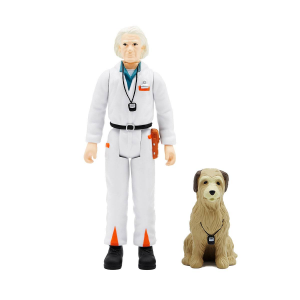 *PREORDER* Back to the Future ReAction: DOC BROWN by Super7